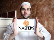 Naspers company logo Royalty Free Stock Photography