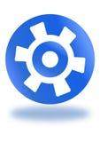 Logo nautique Photo libre de droits