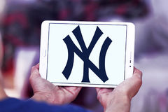 New York Yankees, ny sports club logo Stock Images