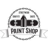 Logo noir et blanc de vintage avec le jet, planche à roulettes, chaînes bandes Photos stock