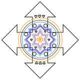 Logo ou tatouage de styliste pour la barre de danse ou la boîte de nuit