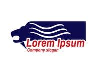 Logo per i corrieri Immagini Stock Libere da Diritti