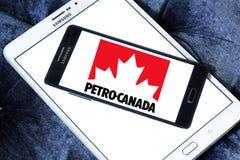 Petro Canada company logo stock photography