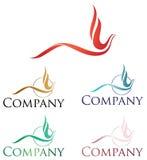 logo phoenix royaltyfria foton