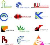 Logo (placez 1) Images stock