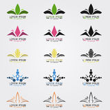 Logo Plant Stock Photography