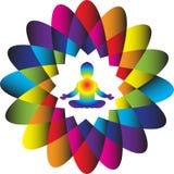 logo Poder e energia Fotos de Stock Royalty Free