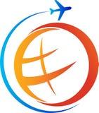 logo podróż Obraz Royalty Free