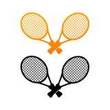 Logo pour Tennis Company Photo libre de droits