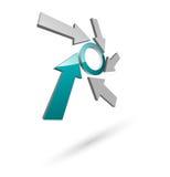 Logo project Stock Photos