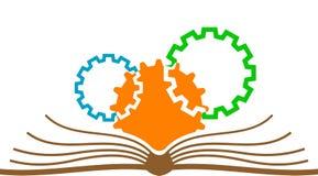 logo przemysłowa nauka Zdjęcie Stock