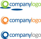 Logo samples Stock Photos