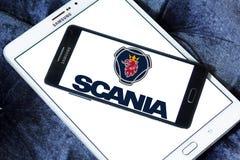 Scania company logo Royalty Free Stock Photography