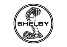 Logo Shelby Cobra ilustração do vetor
