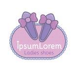 Logo shoes Stock Photos