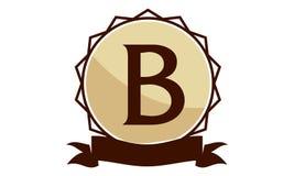 Logo Solution Letter moderne B Image libre de droits