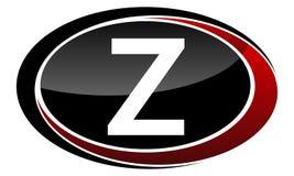 Logo Solution Letter moderne Z Image stock