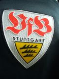 logo stuttgart vfb στοκ εικόνες