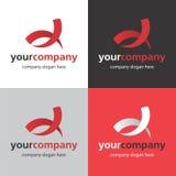 Logo bend Royalty Free Stock Photo