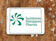 Sumitomo Dainippon Pharma pharmaceutical company logo Royalty Free Stock Photography