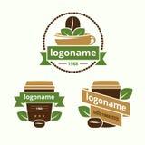 Logo sweets Stock Image