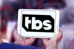 TBS TV channel logo Stock Photo