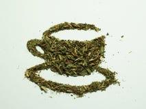 Logo of tea Stock Photos