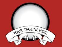 Logo Template Royalty Free Stock Photo
