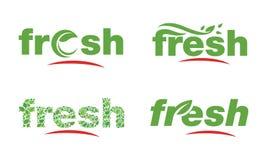 A Logo Template Royalty Free Stock Photos