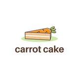 Design Of Carrot Cake : Carrot Cake Stock Illustrations   1,066 Carrot Cake Stock ...
