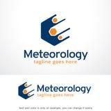 Logo Template Design Vector hexagonal abstrait, emblème, concept de construction, symbole créatif, icône Photographie stock