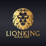 Lion Logo. Premium Lion business symbol. Stock Photos