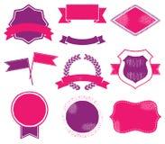 Logo Templates vibrant Photos stock
