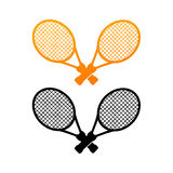 Logo for Tennis Company Royalty Free Stock Photo