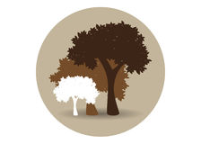 Logo. Royalty Free Stock Image
