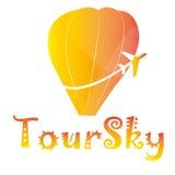 Logo tour sky version 2 Stock Photos