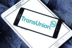 TransUnion information technology company logo stock photography