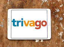 Trivago logo Royalty Free Stock Images