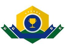 Logo Trophy Photo stock