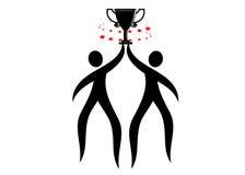 Logo. Royalty Free Stock Photography
