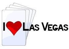 Logo un de Las Vegas illustration libre de droits