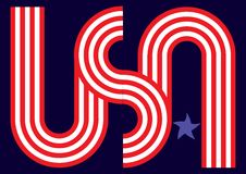 Logo USA Stock Images