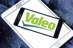Valeo automotive company logo Royalty Free Stock Image