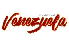 Logo Venezuela Stock Fotografie