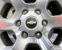 Logo von Chevrolet Lizenzfreie Stockfotos