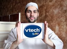 VTech Video Technology company logo stock photos
