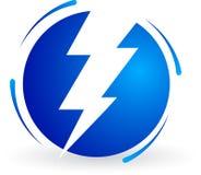 logo władza Zdjęcie Royalty Free