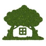logo w domu Zdjęcia Stock