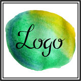 Logo wc lett Stock Photos