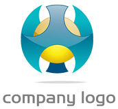 Logo web 2.0 Royalty Free Stock Photo